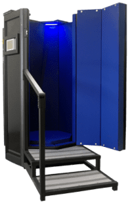portable cryotherapy unit
